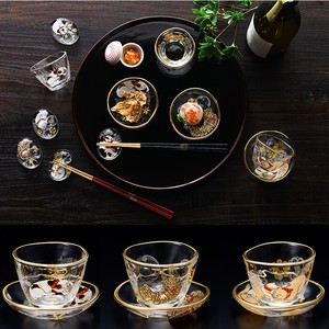 EDONEKO Cup Small Plate Set with box