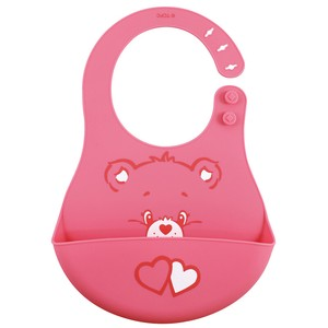 Care Bear Silicone Bear Pink