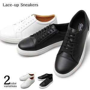 Leather Lace-up Sneaker Smart Sneaker