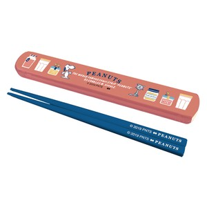 【7月下旬入荷予定】PEANUTS LUNCH SERIES KITCHEN CHOPSTICKS & CASE