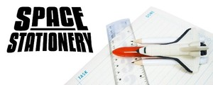 Space Shuttle Stationery スペース文房具セット