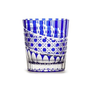Rocks Glass Edo-kiriko Cut Glass