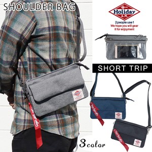 Shoulder Bag Men's Ladies Travel Trip Sacosh HOLIDAY