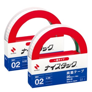 NICHIBAN Double-sided Tape Nice Tuck
