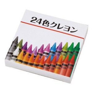 velty 24 colors Crayon SC