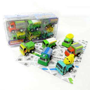 Bag Car & Train Book Set Delivery Water Gasoline