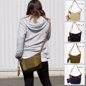 Card Pouch Attached Shoulder Bag
