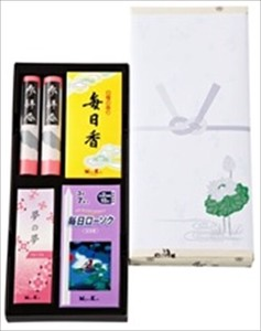 Everyday Incense Stick Set Package