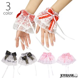 Cuffs Bracelet Lace Frill Ribbon Accessory Cosplay