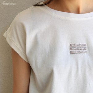 Embroidery French T-shirt