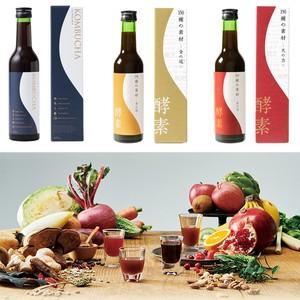 コンブチャ【生活の木】生活の木 酵素ドリンク&KOMBUCHA 日本製