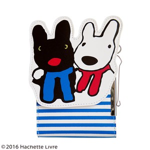 Lisa & Gaspard Pocket Pencil Case Big Art Gaspard & Lisa
