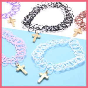 Cross Attached Choker