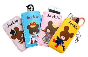 Smartphone Case soft Pencil Case The Bear's School