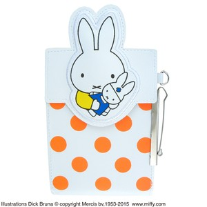 Pocket Pencil Case Orange