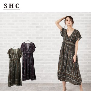 S/S Ethnic Band Color