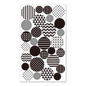 Masking Art SEAL Black Dot Japan
