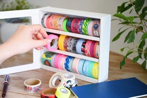 Washi Tape White
