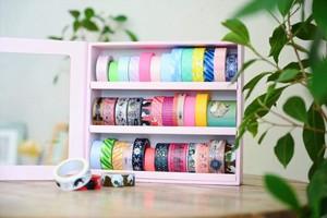 himekuri masking tape case ピンク