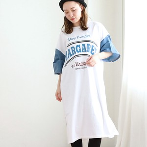 【2019SS新作】(即納)  ロゴ BIG Tシャツ【MARGARET】
