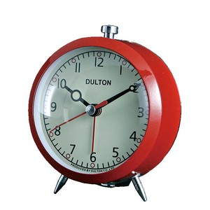 [DULTON] Clock RED