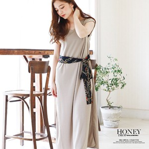 [2019NewItem] Belt French One-piece Dress