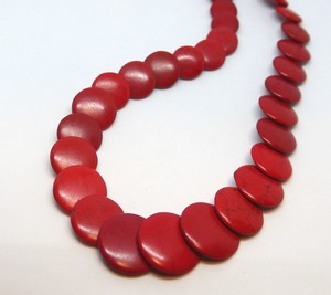 Natural stone Design Necklace