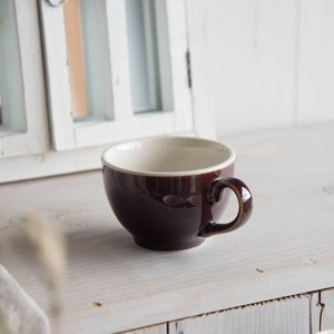 Coffee Cup Brown MINO Ware