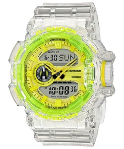 CASIO G-SHOCK Clear