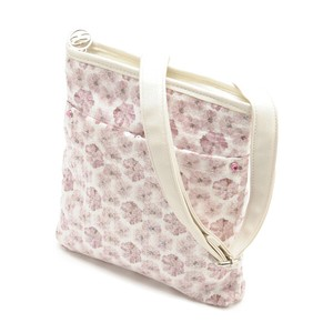 Floral Pattern Material Matching Bag