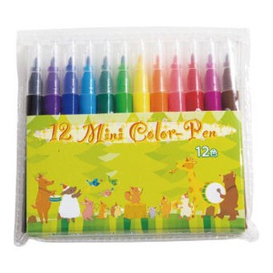 velty 12 Colors Mini Color pen SC