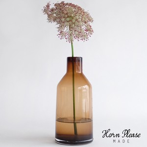 Color Ring Flower Vase Bottle