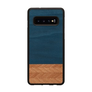 Natural Wood Case Man&Wood Galaxy Cover Wooden