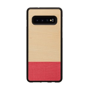 Natural Wood Case Galaxy Cover Wooden