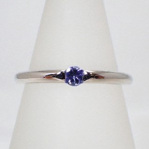 Silver 925 Natural stone Ring Tanzanite