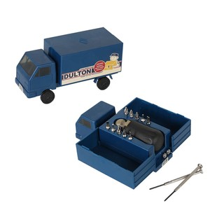 "[DULTON] Tool Kit Box ""Delivery Truck"""