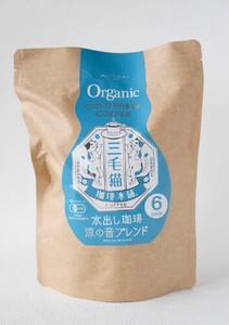 三毛猫珈琲本舗 涼の音ブランド 水出しコーヒー 1箱/6P入 かわいい猫ラベルの手軽なのに本格的コーヒー