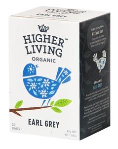 【NEW】有機紅茶(ティーバッグ)有機アールグレイティー