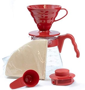 Coffee Server 2 Sets Red