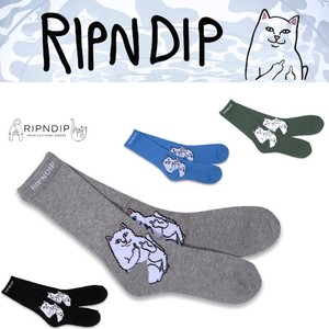 RIPNDIP Lord Nermal Socks  15508