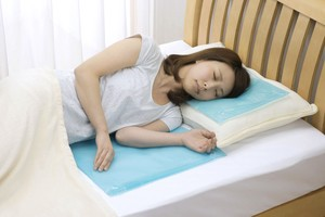 Coolness Gel Mat Eco Pillow