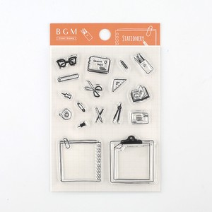 Clear Stamp Stationery Stamp