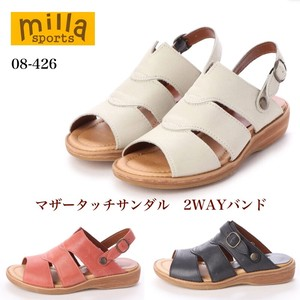 new product 3E Sole soft Leather Sandal