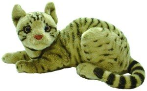 Cat Soft Toy Bengal