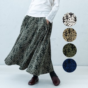 A/W Repeating Pattern Skirt