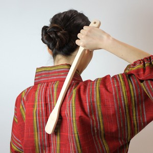 "Easy Backscratcher Japanese back scratchers are called ""Mago note"" Brush"