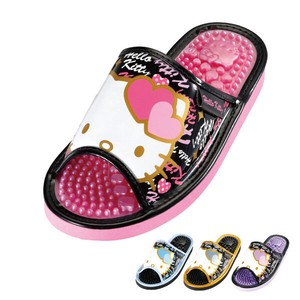 Lady Sanrio Kitty Heart Ribbon Healthy Sandal 12 Pairs