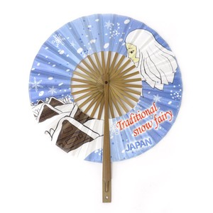 Round shape Folding Fan