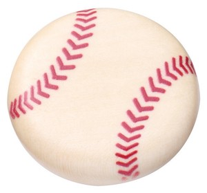 Chopstick Rest Baseball Ball