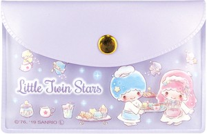 Sanrio Pouch Sticky Note Little Twin Star